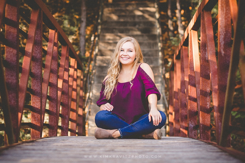 Girard High School Senior Pictures by Kim Kravitz