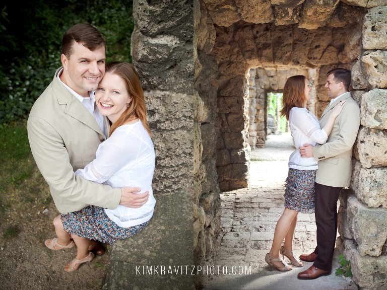 Natural Light Couples Photo Shoot by Girard, KS Photographer Kim Kravitz