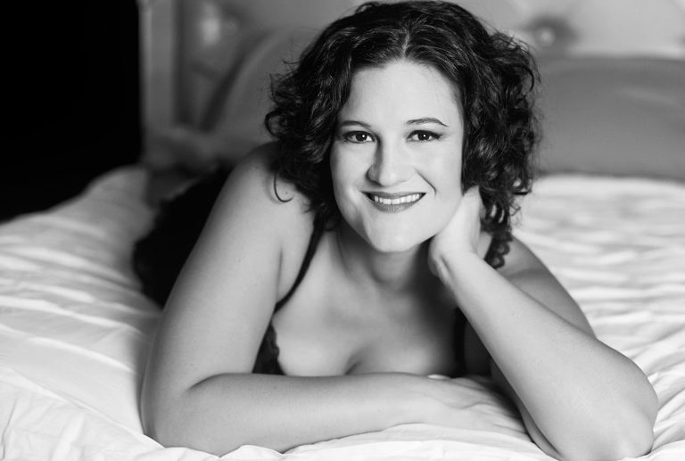 kansas boudoir photography review by michelle