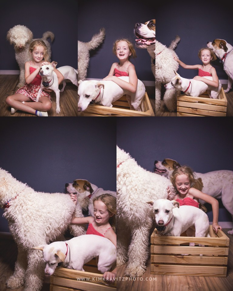 Dogs Outtakes Pet Photography in Pittsburg Kansas