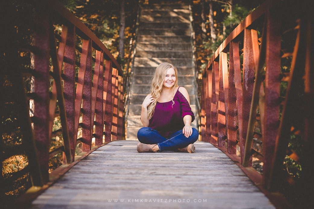 Girard Kansas High School Senior Pictures by Kim Kravitz