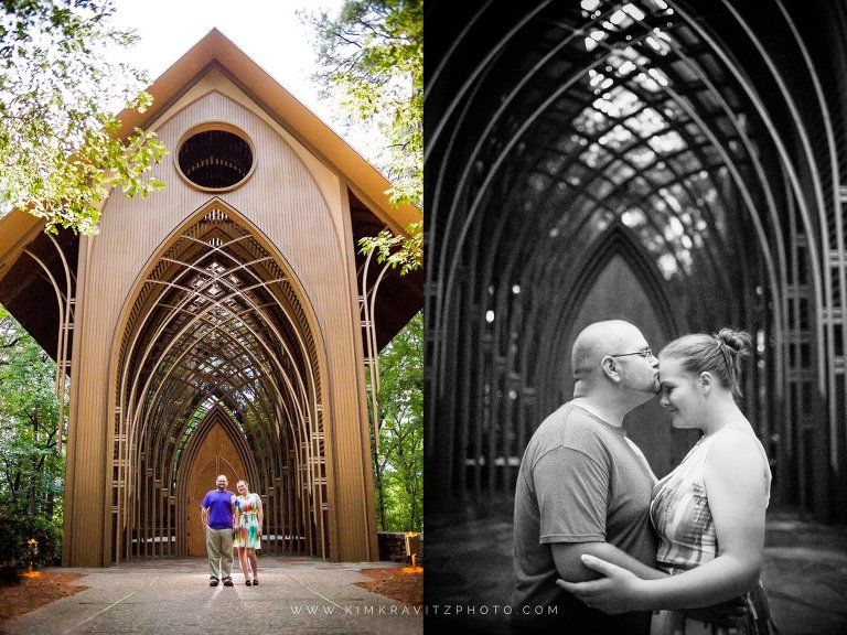 Engagement couples photography in Southeast Kansas by Kim Kravitz