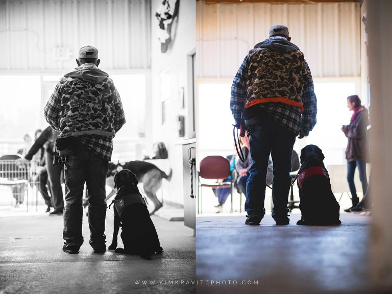Working Dogs Soldier On Service Dogs