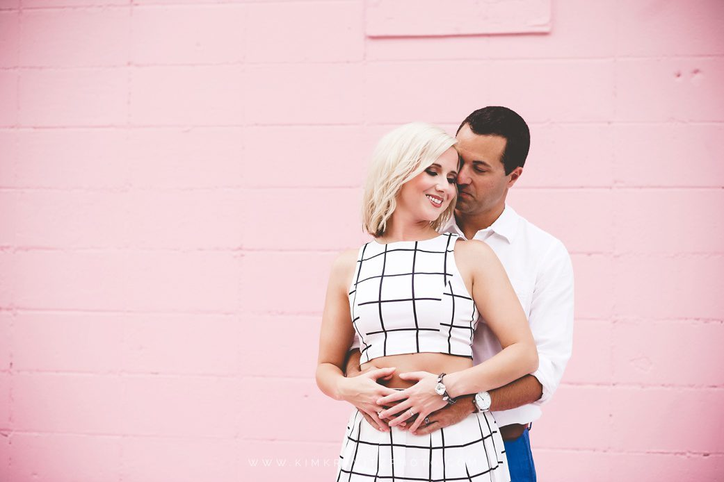 Maude Wall Engagement Pictures by Kim Kravitz