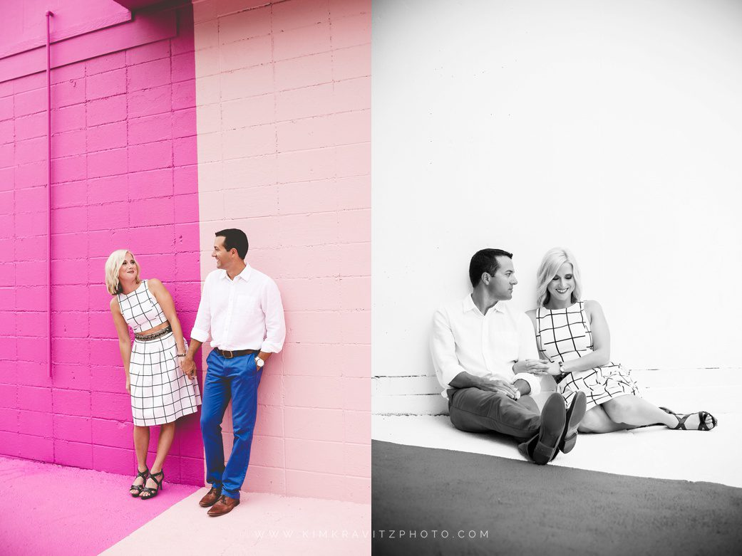 Maude Wall Engagement Photos by Kim Kravitz