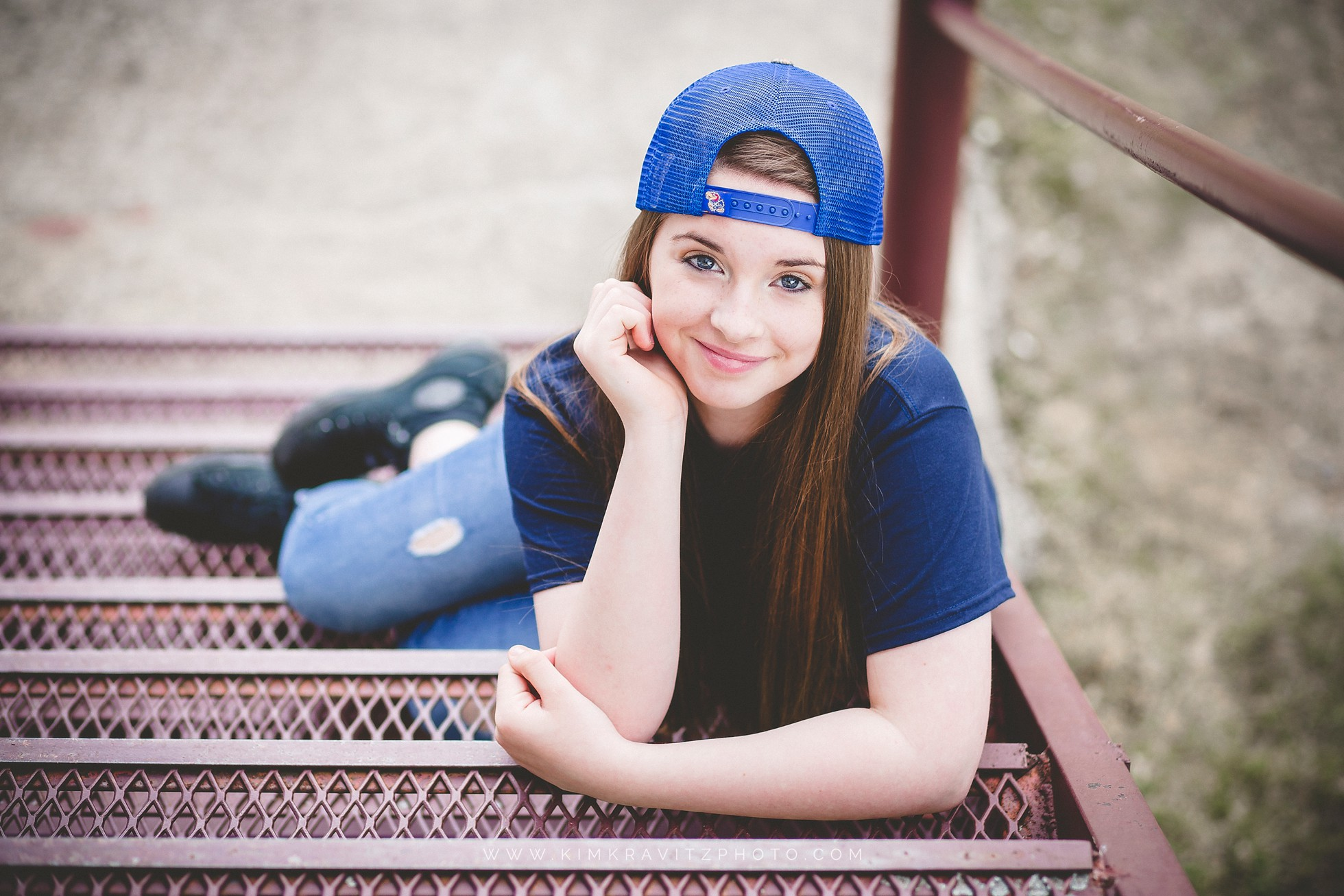Girard Kansas High School Senior Pictures Kim Kravitz