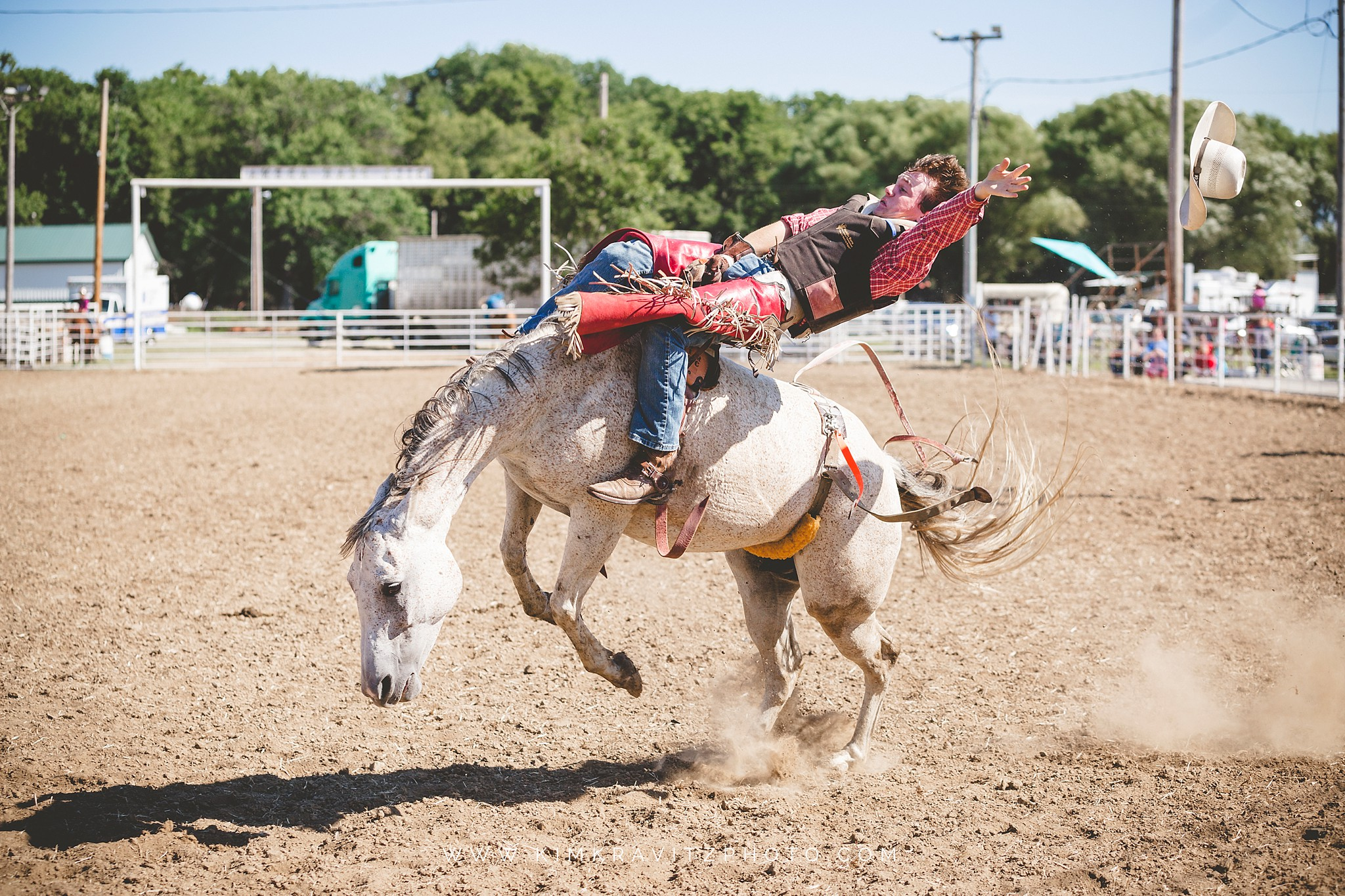 crawford county kansas fair rodeo kim kravitz