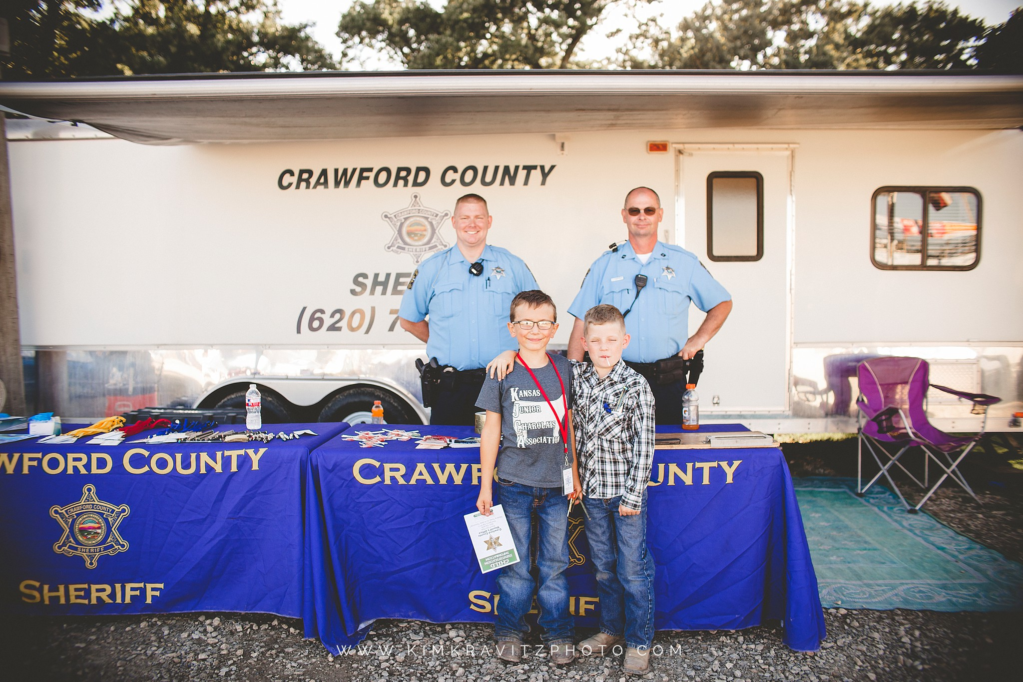 crawford county kansas sheriff's department community policing