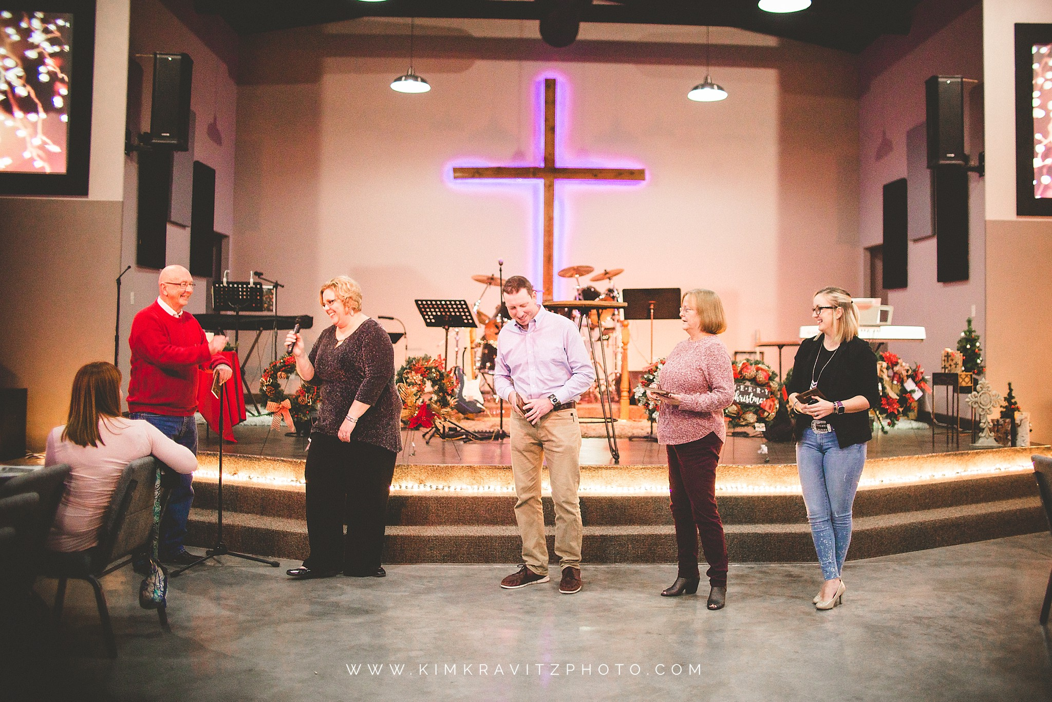 girard area chamber of commerce end of the year awards and dinner at living faith church