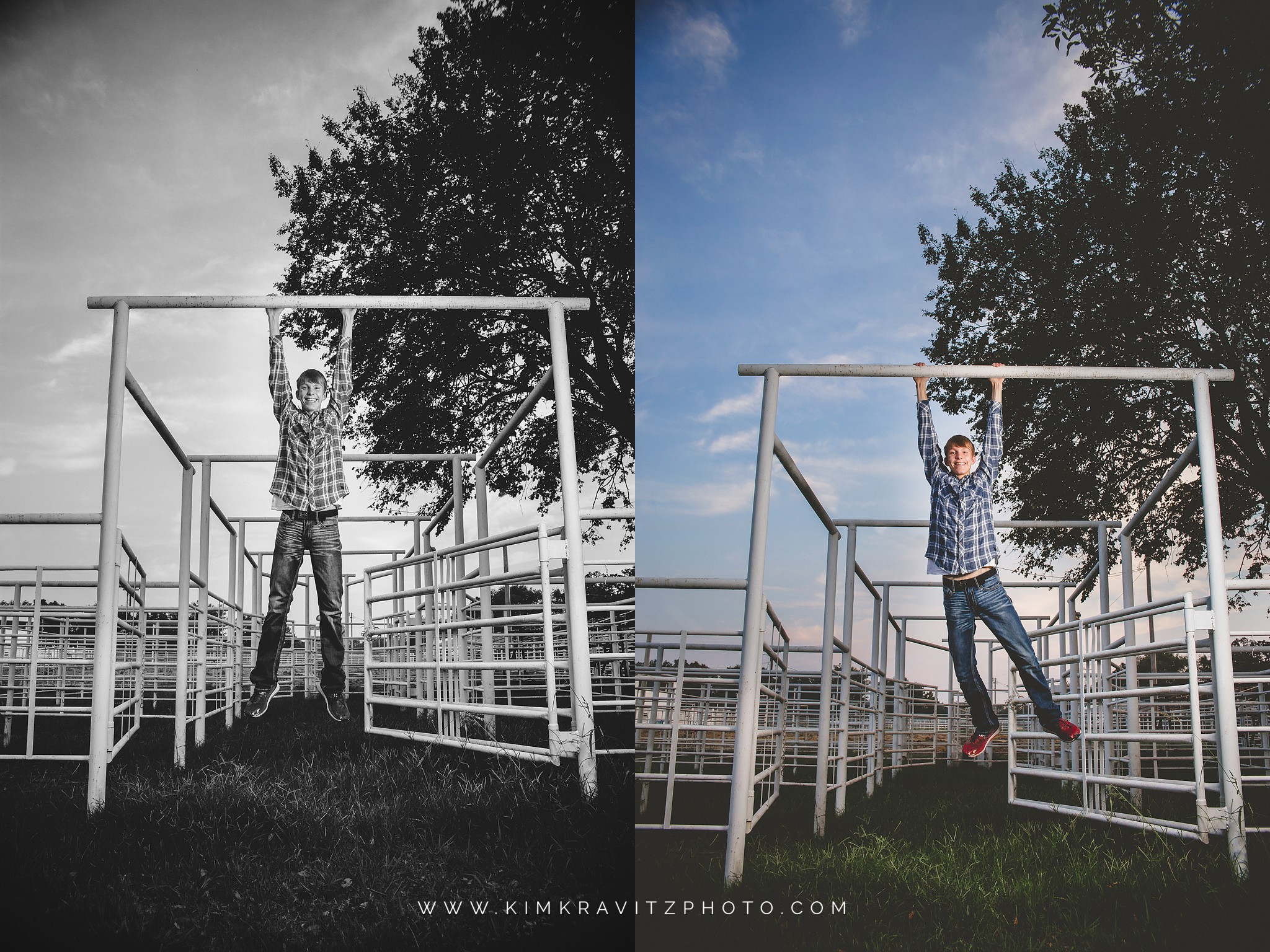 Senior pictures at the crawford county fairgrounds by kim kravitz